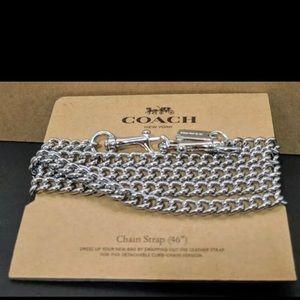 Coach Accessories - COACH Shoulder Crossbody Chain Strap
